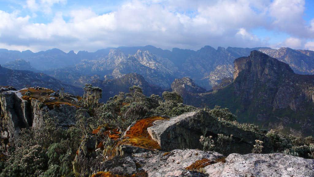 Pohoří Rwenzori